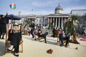 Daňový raj v centre Londýna