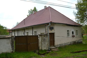Timravin dom.