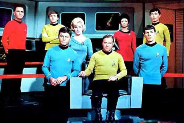 Star Trek: The Original Series.