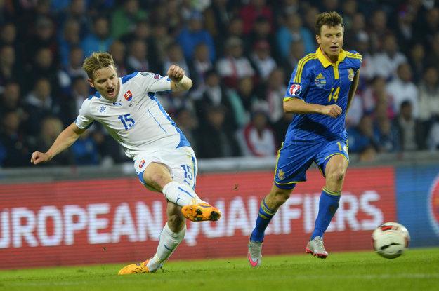 Tomáš Hubočan (vľavo) je dôležitým hráčom tímu Jána Kozáka.