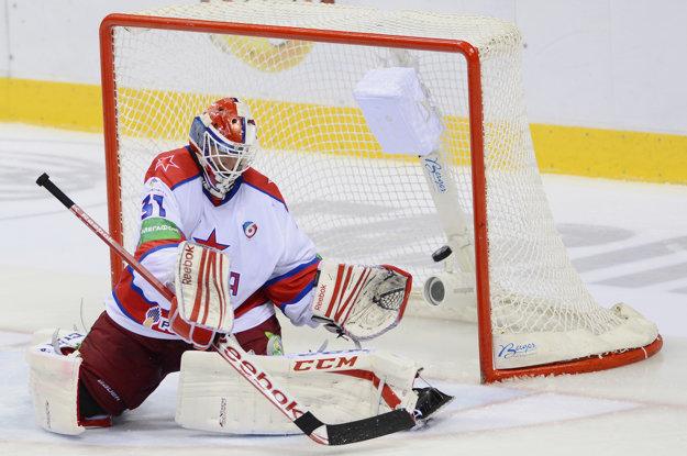 V KHL si Staňa obliekal aj dres CSKA Moskva.