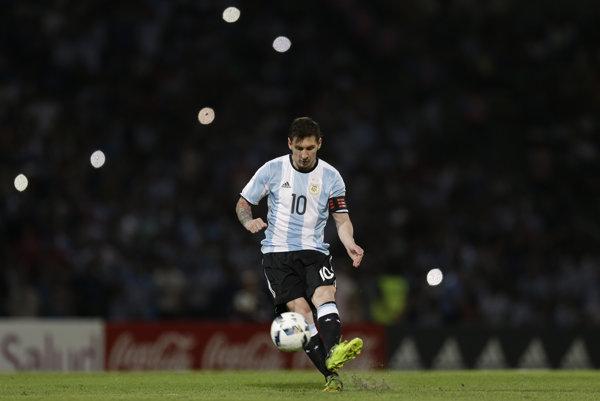 Leo Messi je jednoznačne najväčšou hviezdou vo výbere Argentíny.