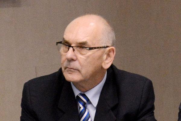 Predseda NKÚ SR Karol Mitrík.