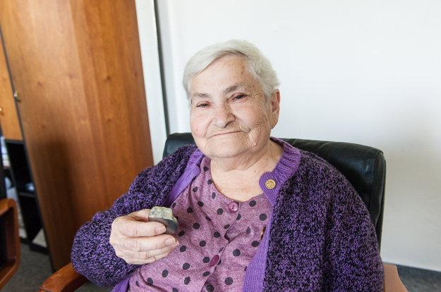Júlia Hanicová sa po operácii cíti lepšie