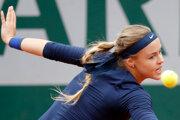 Proti Muguruzovej-Blancovej predviedla  predovšetkým v prvom sete naša hráčka tenis, ktorý od nej očakáva tréner aj fanúšikovia.