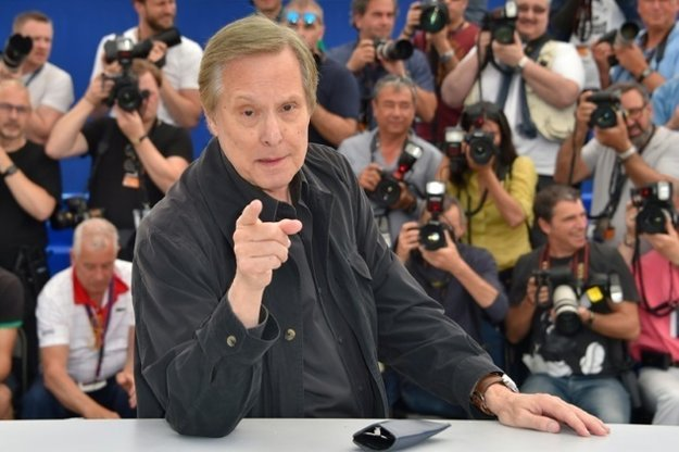 William Friedkin v Cannes.