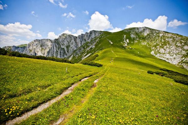 V Štajersku si možno naplánovať túru aj pomocou aplikácie v mobile.