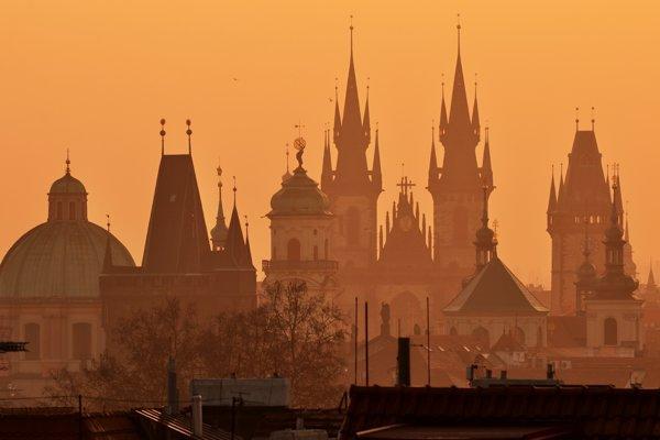 Pražské veže.
