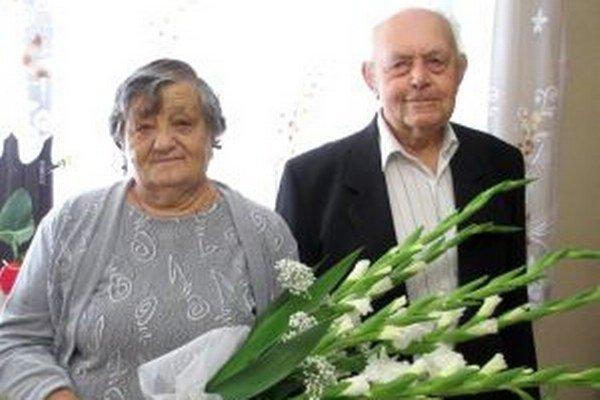 Pavel Keľha smanželkou Máriou.