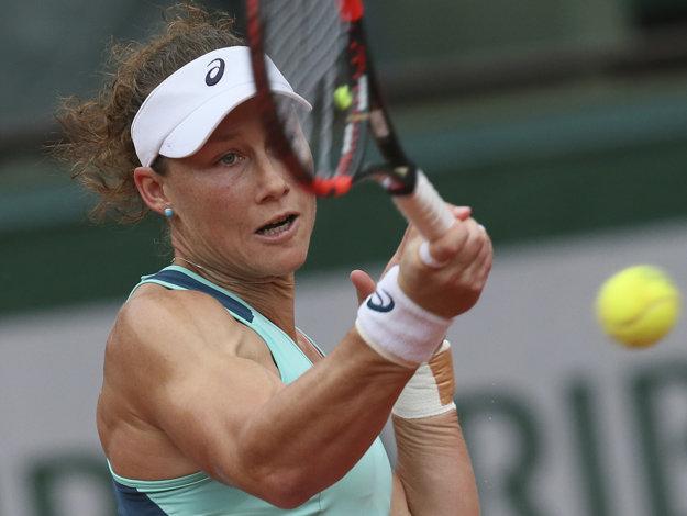 Muguruzová sa v semifinále stretne s Austrálčankou Sam Stosurovou.
