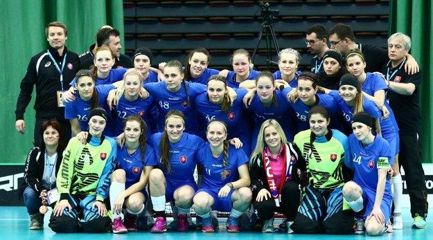 Družstvo žien na MS vo Fínsku.