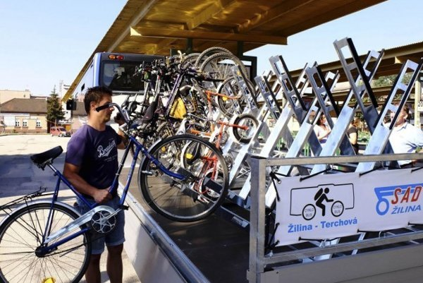 O prepravu cyklobusom majú ľudia záujem.