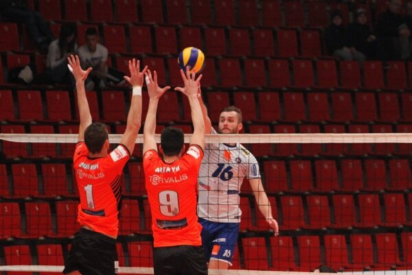Premiéra v CEV Cupe Prievidžanom nevyšla.