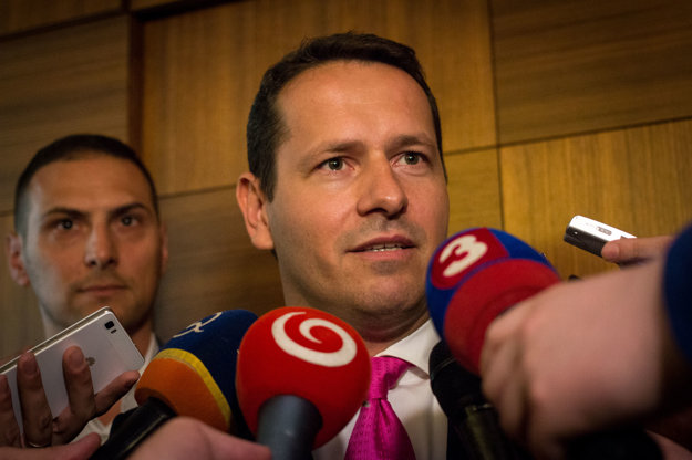 Martin Kohút je jedným z dvojice adeptov na prezidentskú stoličku v slovenskom hokeji.