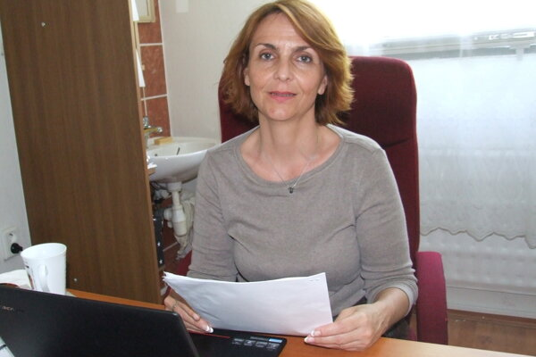 Spotrebiteľom v Nitre pomáha aj Soňa Ďurčová.