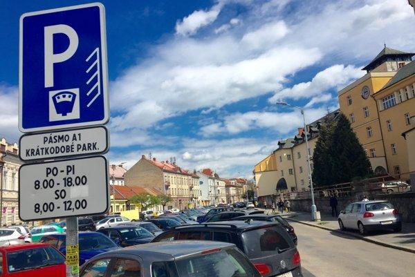 Palackého ulica.