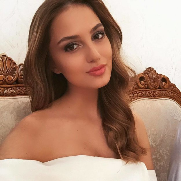 Miss Slovenska Kristína Činčurová