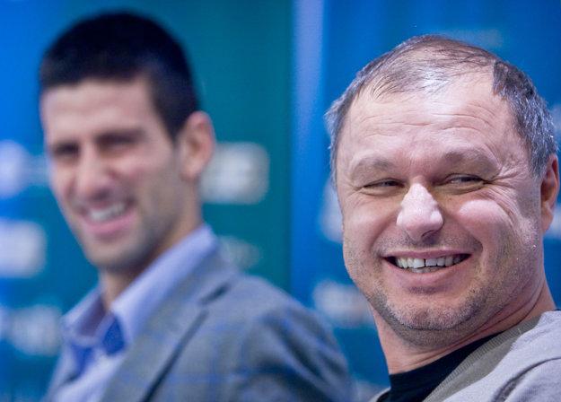 Tréner Novaka Djokoviča Marián Vajda bol novým tenisovým múzeom nadšený.