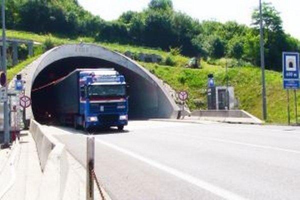 Tunel na Horelici počas víkendu uzatvoria.
