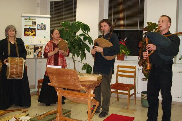 V programe sa predstaví aj Musicantica Slovaca.