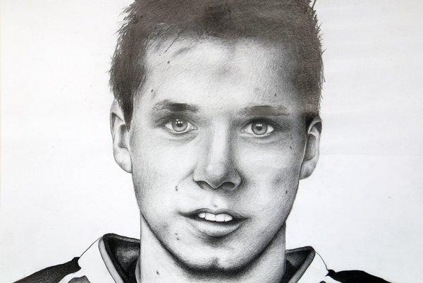 Pre Júliu Pavolkovú je idolom hokejista Martin Réway.