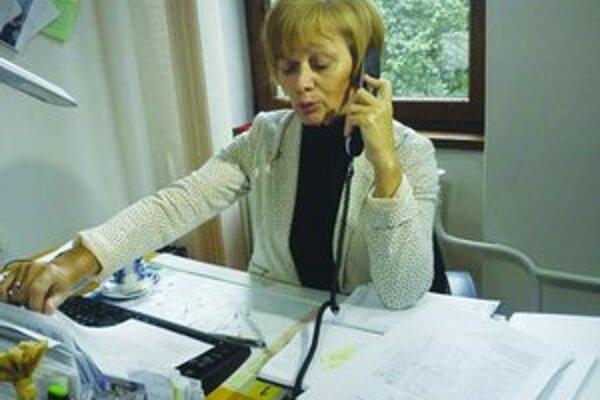 Podľa starostky Šaroviec si obce majú robiť poriadok na svojom území.