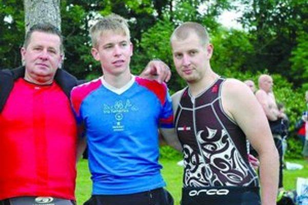 Ironman Team Levice.