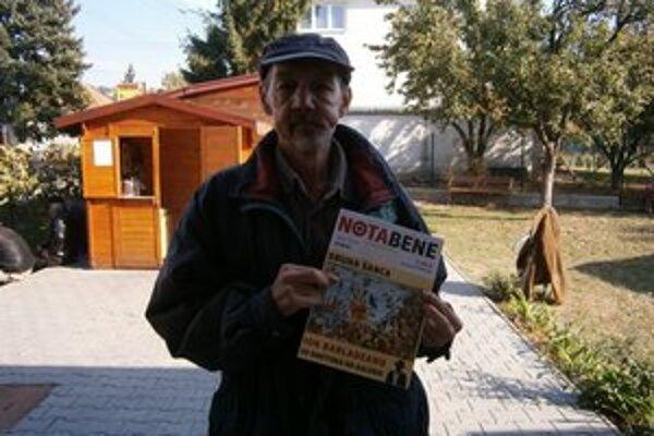 Nota bene je v uliciach Levíc už sedem rokov.