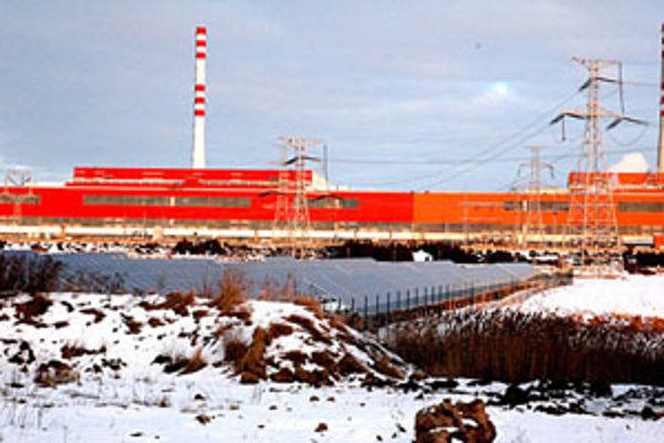 Po chladiacimi vežami v Mochovciach sa bude vyrábať aj elektrina zo slnka.