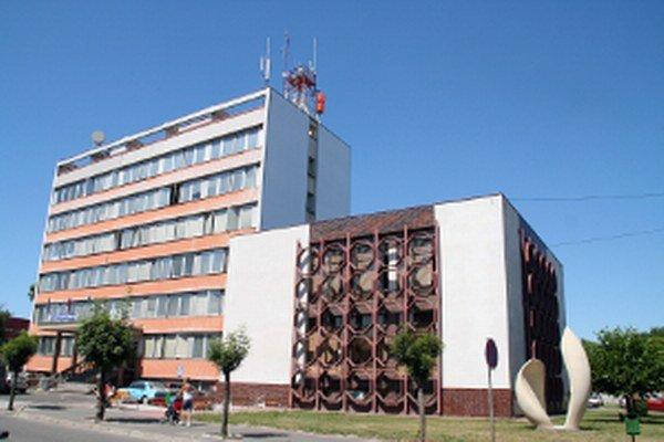 Mestský úrad Malacky.