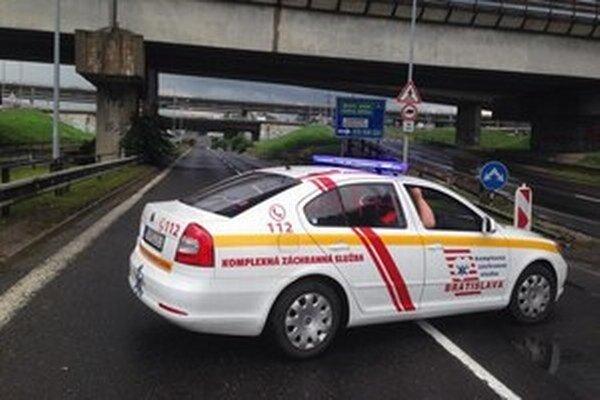 Komplexná záchranná služba sa chystá aj do Malaciek.