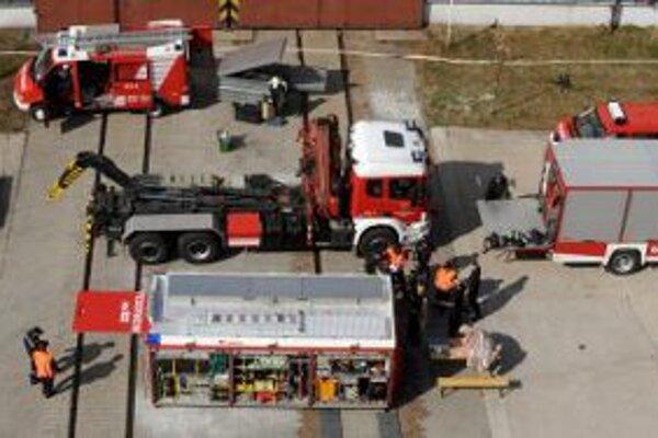 Celkovo mali hasiči v kraji o niečo viac práce ako v minulom roku.