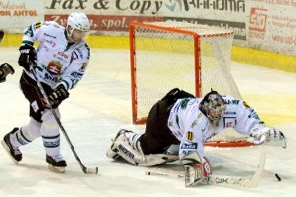 Po mesiaci sa hokejisti Skalice dočkali v extralige víťazstva.