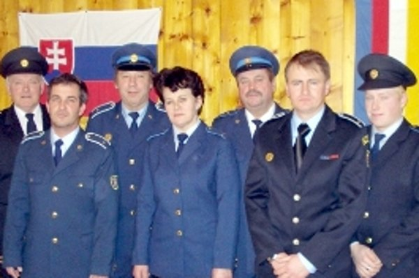 Výbor DHZ Letničie.