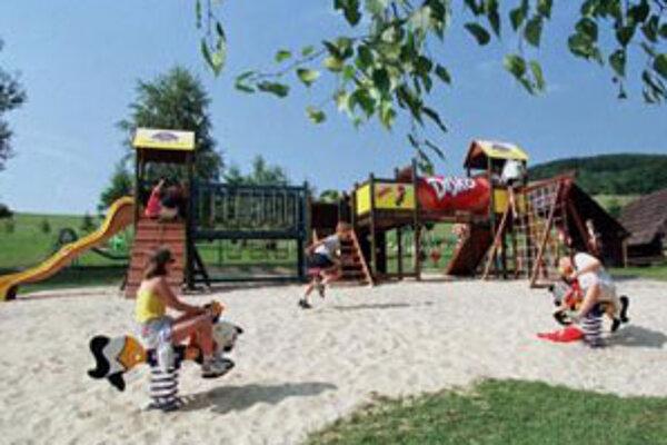 V Senici majú pribudnúť aj detské ihriská.