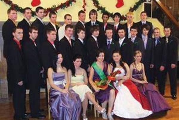 Študenti SOŠ strojníckej v Skalici. Tento rok ich čaká maturita.