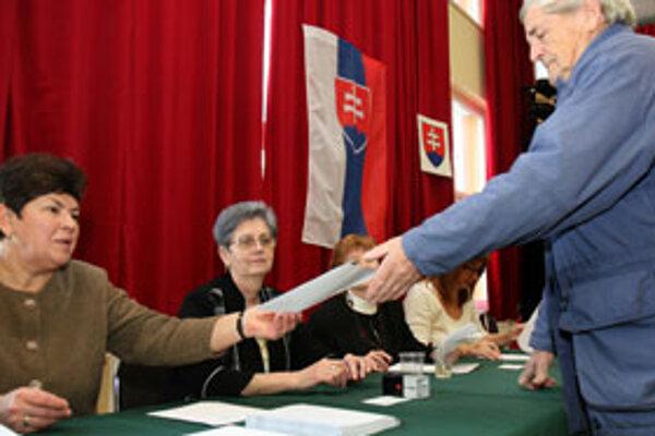 V Lozorne rozhodli tri hlasy.