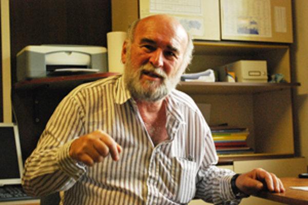 V hľadaní meteoritov sme doteraz boli neúspešní, tvrdí Dušan Kalmančok.