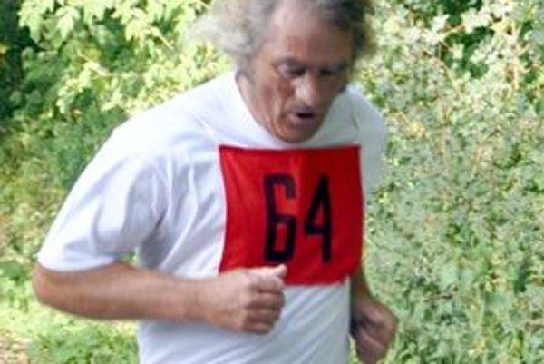 Župná olympiáda seniorov.