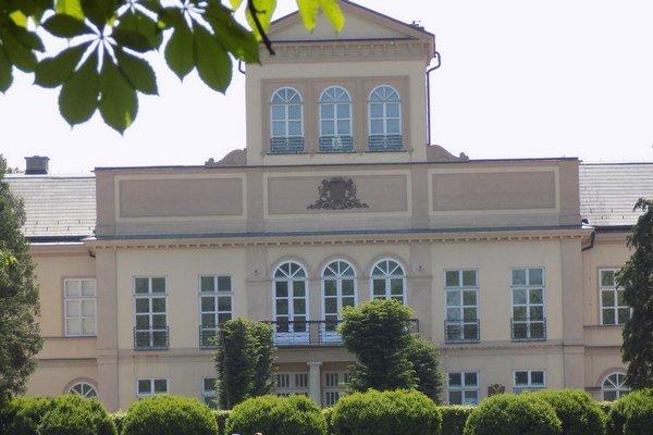 Kaštieľ v Palárikove.