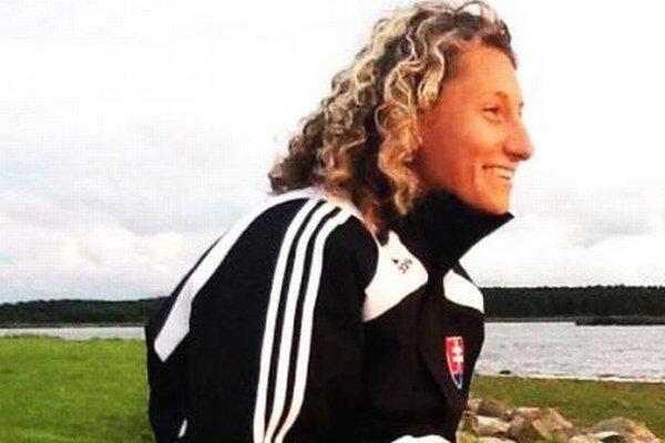 Brankárka Lucia El -Dahaibiová si vzápase proti Poľkám zachovala čisté konto.