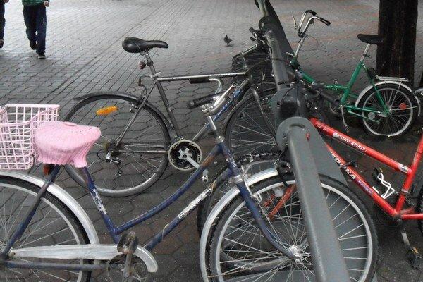 Mesto chce vybudovať aj trasu pre cyklistov.