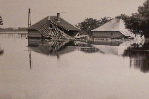 Ničivá povodeň pred 50 rokmi.