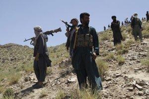 Militanti Talibanu.