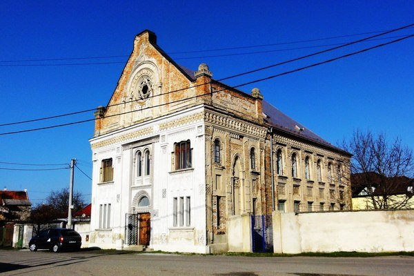 Šurianska synagóga.