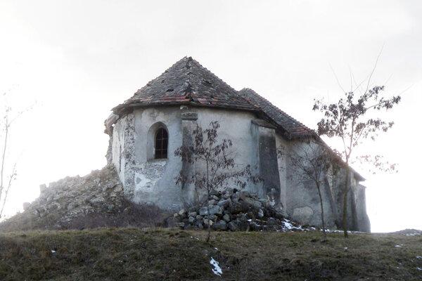 Gotický kostol v Zacharovciach sprístupnia verejnosti