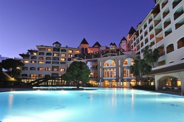 Hotel Sirene Golf Belek & Wellness.