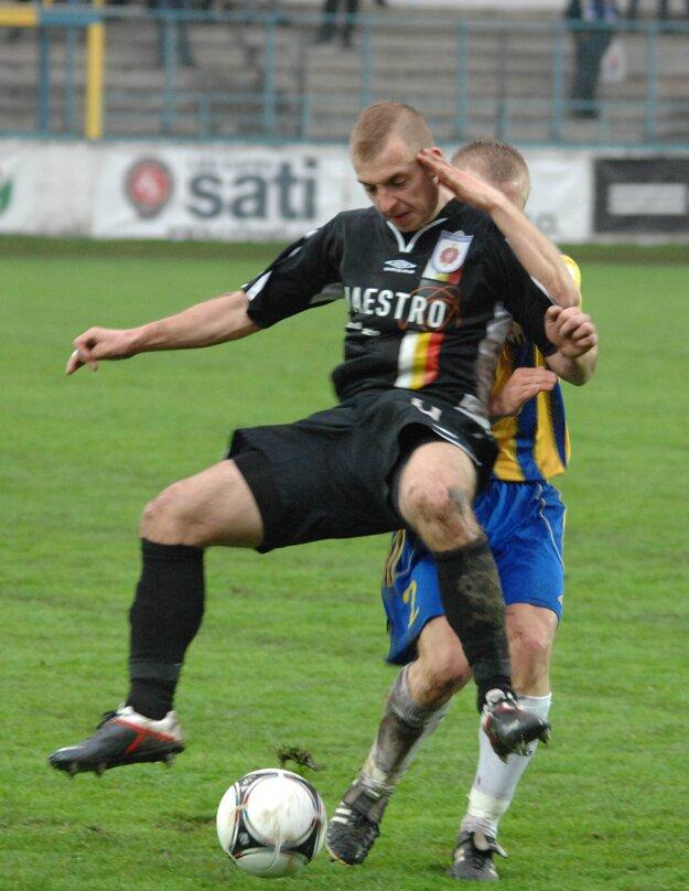 Ešte pred štyrmi rokmi behal Skalák po našich ligových trávnikoch.