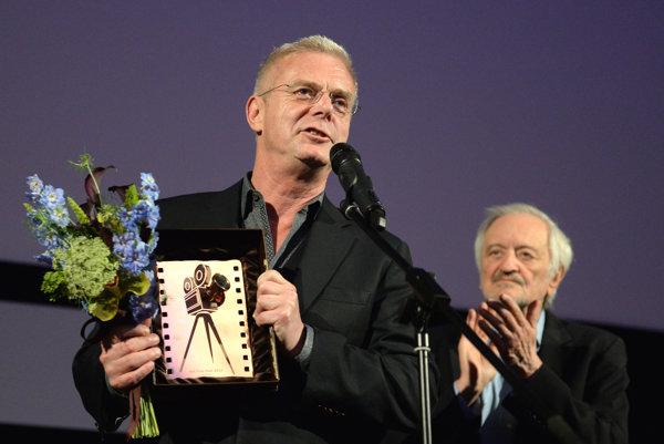 Prvým oceneným na filmovom festivale Art Film Fest v Košiciach je uznávaný britský režisér Stephen Daldry.