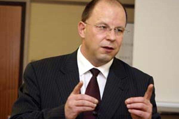 Generálny riaditeľ TASR Jaroslav Rezník.